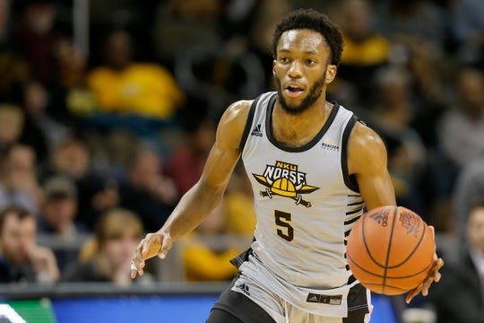 NKU's Bryson Langdon came off the bench for 10 points in a win over Milwaukee.
