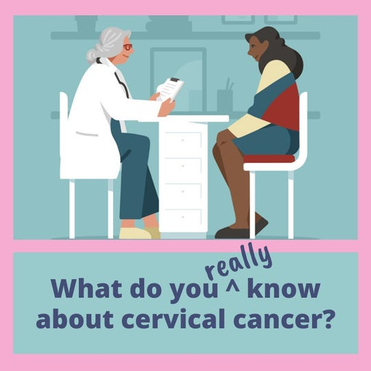 January is National Cervical Cancer Awareness Month.