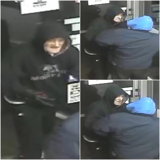 East Brunswick police are seeking the public's help in identifying this man who was allegedly involved in a Route 18 gas station theft.