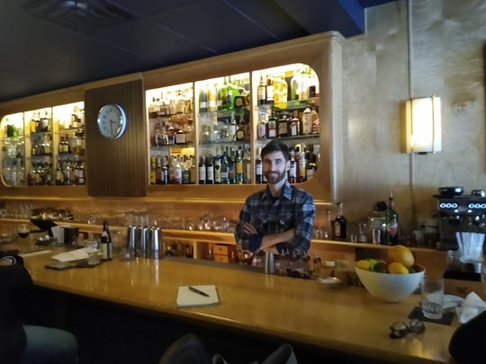 """Owner David Murrin von-Ebers says he keeps the Bartender's Handshake open from 2 p.m. to 2 a.m. every day """"so somebody who goes to all the trouble of getting here isn't disappointed."""""""