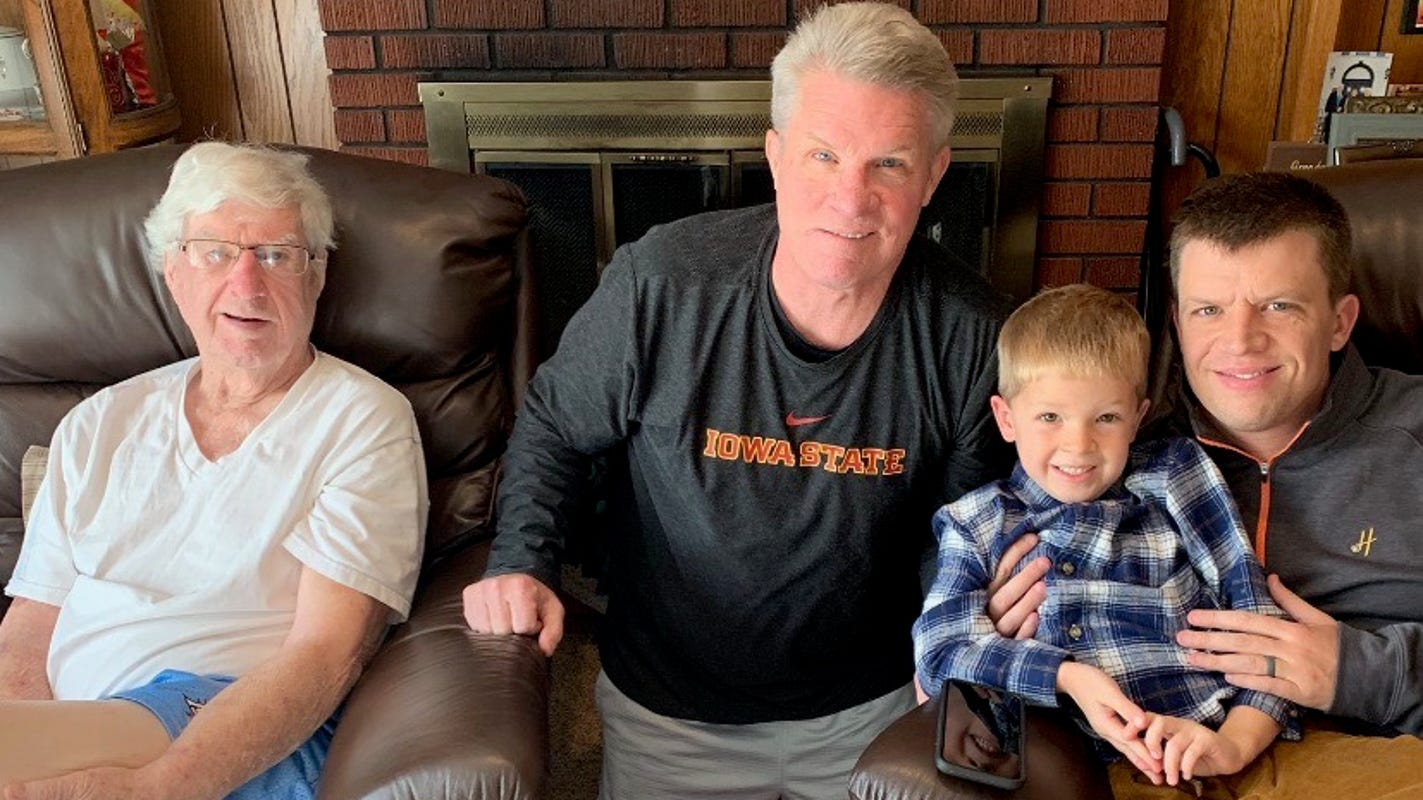 Iowa State's Bill Fennelly keeps his father's legacy alive through coaching