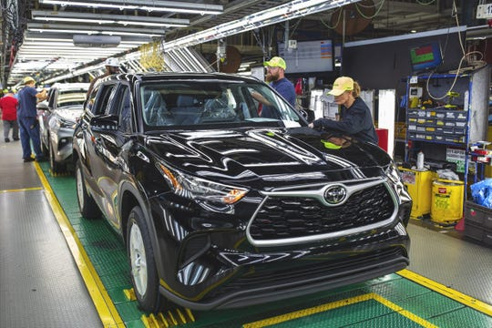Toyota Indiana (TMMI) invested an additional $700 million and added 150 new jobs to complete the transformation of its plant modernization project, announced in January 2017.