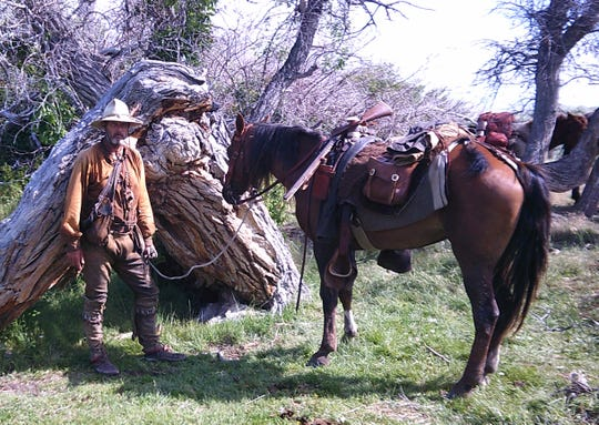 Gerry Messmer, who serves as Odessa's mayor, immersed himself in a historic western adventure last summer, re-creating with other Mountain Men an almost 2,000-mile journey made by fur trader Gen. William Ashley in 1825. The group traveled for three months by horseback, canoes and keelboats from near the Green River in southwest Wyoming to near St. Louis, Missouri.