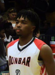 Dunbar junior guard Caleb Jones is a big reason why the Tigers have transformed into one of Southwest Florida's best teams as an explosive scorer.