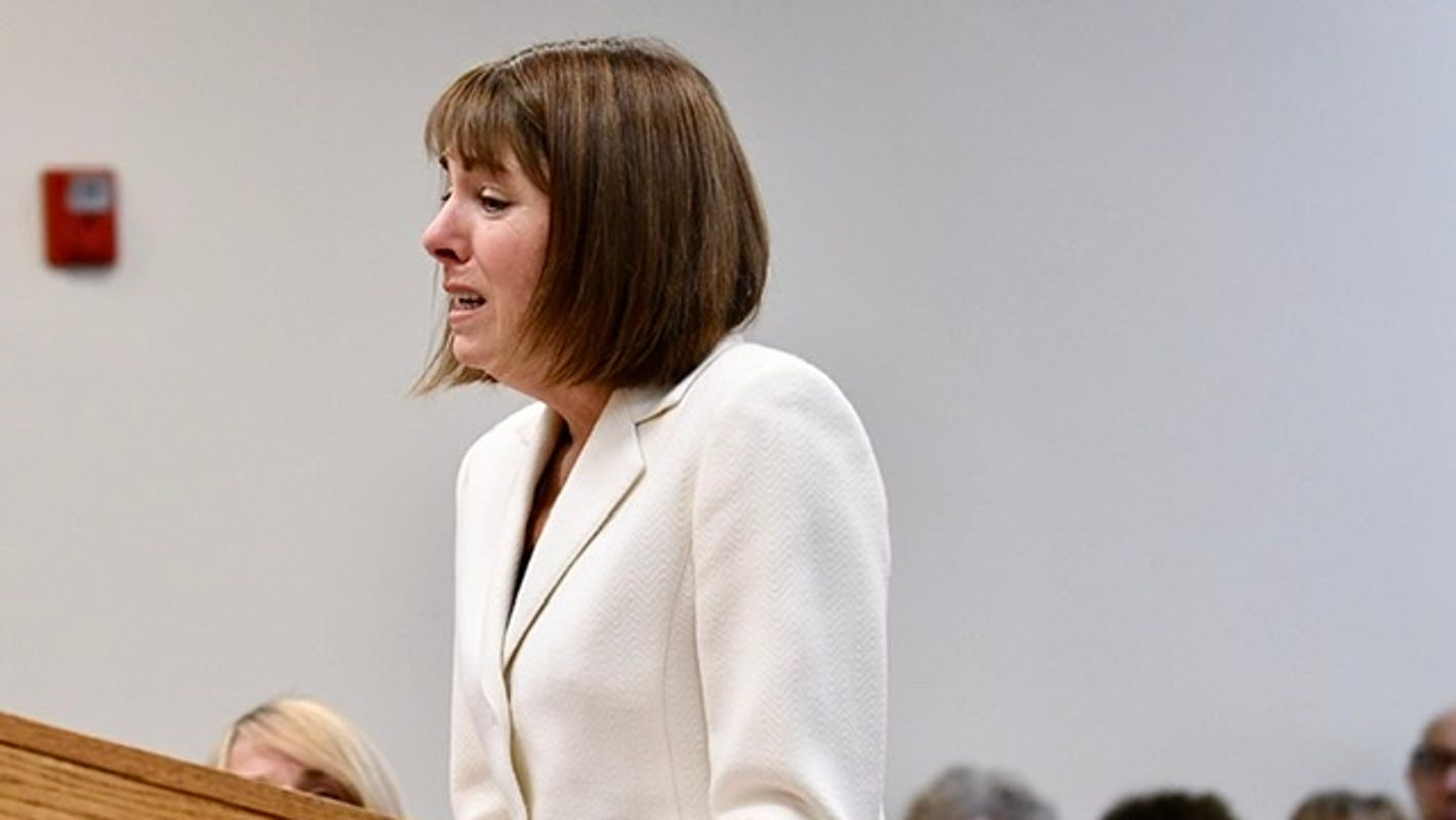 Former judge Theresa Brennan sentenced to 6 months in jail for perjury