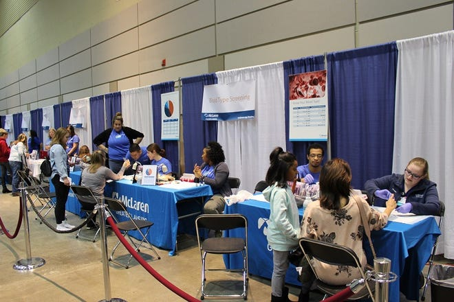 With more than 20 booths offering blood pressure and stroke assessments, A1C labs, 3D/4D ultrasounds for expecting mothers and many others, McLaren is proud to continue as the presenting sponsor of annual expo to take place at Lansing Center February 7-9.