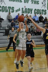 Clear Fork's Morgan Galco was voted the Mansfield News Journal Female Athlete of the Week.
