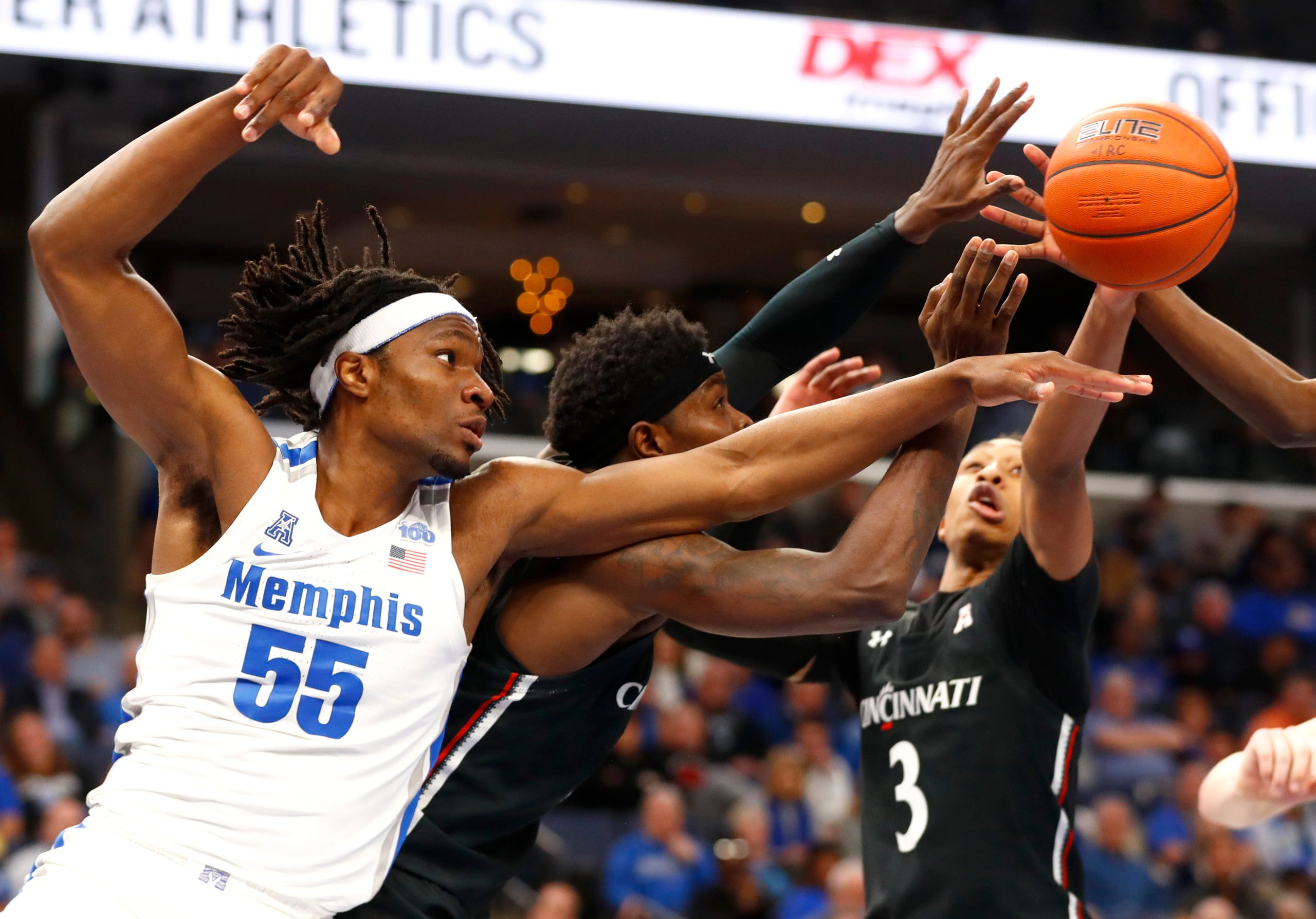 memphis tigers basketball recruiting 2020