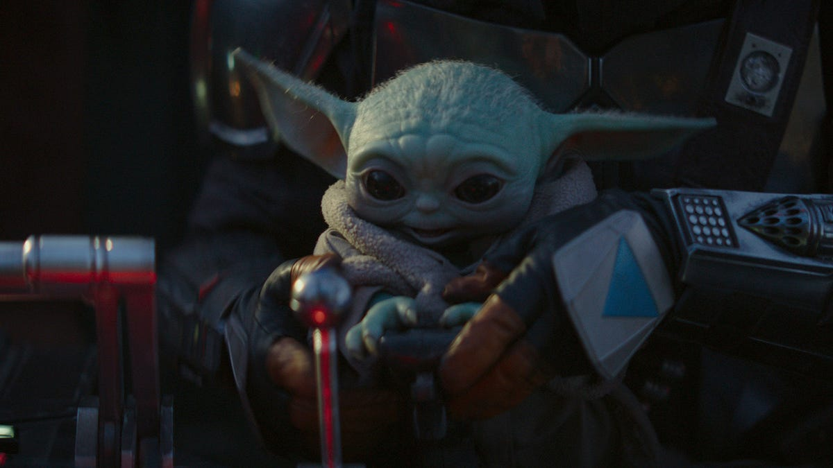 Baby Yoda Is A Green Bay Packers Fan Thanks To Disney Plus