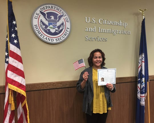 The Twin Lakes Literacy Council is proud to congratulate and welcome Benchamat Venable as a new United States Citizen. Venable participated in the swearing-in ceremony of new U.S. citizens at the  U.S. Citizenship and Immigration Services offices in Fort Smith on Jan. 10. Upon her arrival in the U.S., Venable began the process of becoming a U.S. citizen and after many English lessons and citizenship classes, she has passed all of her tests. The Twin Lakes Literacy Council would like to welcome her to the United States and to the Twin Lakes Area community.