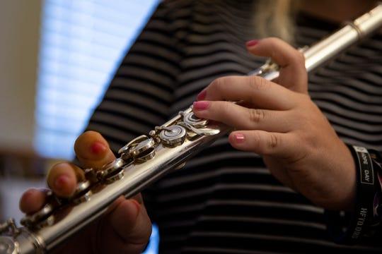 A flute