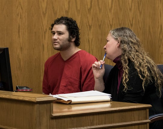 Michael A. Culp pleaded guilty to voluntary manslaughter Friday afternoon in the death of Rodney Peyton last February. Culp will be sentenced February 28.