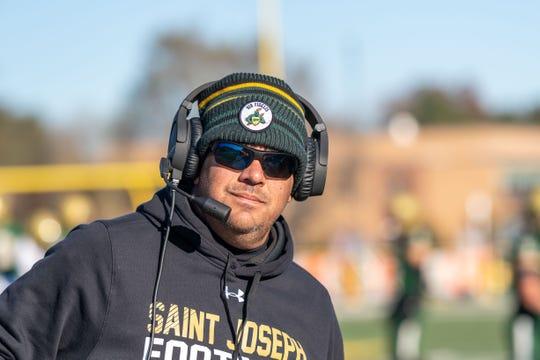 Danny Marangi has been hired as head football coach at St. Joseph Regional.