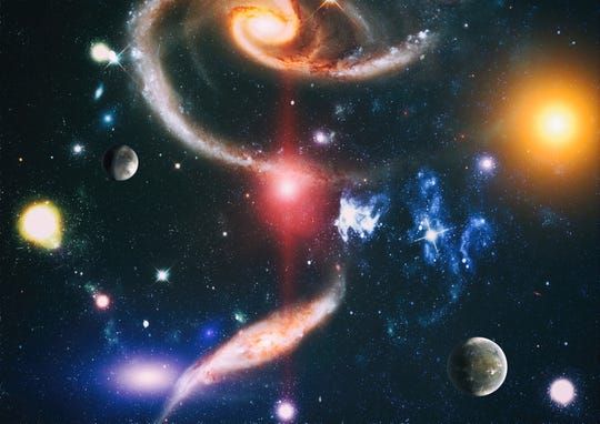 The first Astronomy on Tap will take place from 7 to 10 p.m. on Thursday, Jan. 30, at Bosque Brewing Co., 901 E. University Ave., #3A.