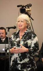 New Mexico Rep. Joanne Ferrary, D-Las Cruces, addressed the New Mexico State Game Commission during their meeting at the New Mexico Farm and Ranch Heritage Museum in Las Cruces on Friday, Jan. 17, 2020.