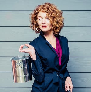 Laurie Smith, interior designer on the TLC show Trading Spaces, will appear at the Novi Home Show, Jan. 24-26 at Suburban Collection Showplace.