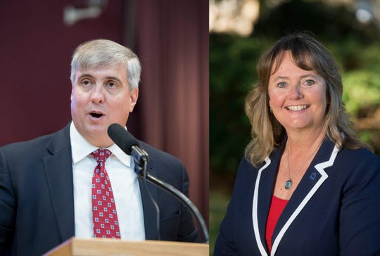 Pensacola Mayor Grover Robinson and Escambia County Administrator Janice Gilley will share a stage Jan. 27 to discuss their administrations' past accomplishments and future goals in the first CivicCon of 2020.
