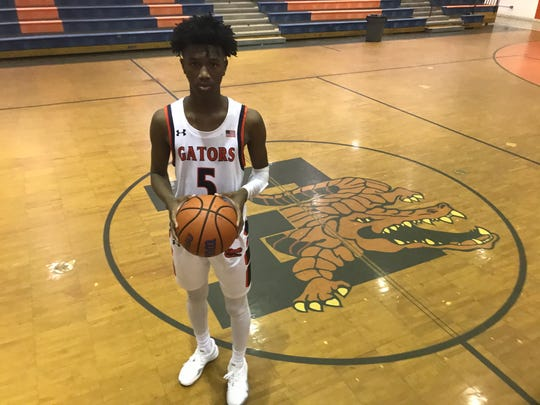 Kobe Lovelace and the Escambia Gators are making a turnaround this season after a key win against rival Pine Forest.