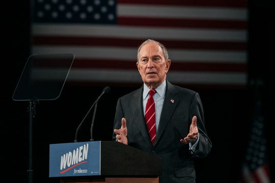 Michael Bloomberg, billionaire and former mayor of New York City, is running for the 2020 Democratic nomination.