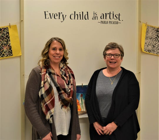 Executive director Shanna Strouse, left, and Program Manager Tami Matthews invite the public to Joyful Connections open house on Feb. 4.