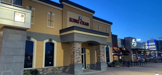 King Crab opens at Greece Ridge Mall.