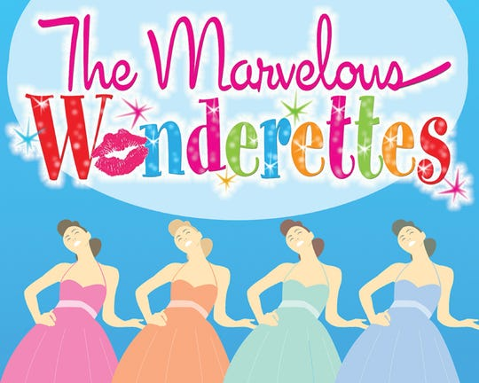 "Shreveport Little Theatre's musical ""The Marvelous Wonderettes""  will be 7:30 p.m. on Feb. 27, 28, 29, March 6, and 7 and 2 p.m. on March 1 and 8 at Shreveport Little Theatre, located at 812 Margaret Place."