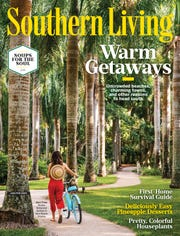 McKee Botanical Garden in Vero Beach graces the cover of the January/February 2020 issue of Southern Living magazine.