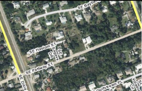Eighteen affordable homes will be built on Pettway Street between Dixie Highway and U.S. 1 in Hobe Sound.