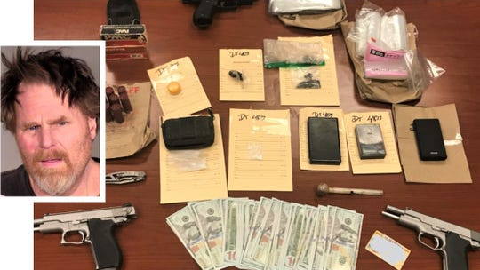 Detectives arrest Simi Valley man who allegedly sold heroin in county