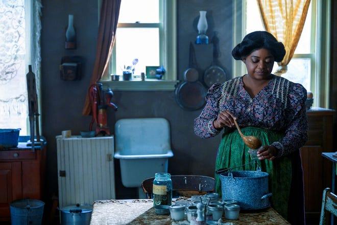 "Octavia Spencer as Madam C.J.Walker in ""Self Made"""