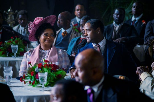 "Octavia Spencer and Blair Underwood in ""Self Made"""