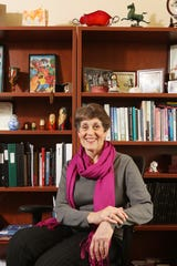 Dr. Nancy Evangelista is the provost at Muskingum University, a position that allows her to  succor students find their  fervor while at school.