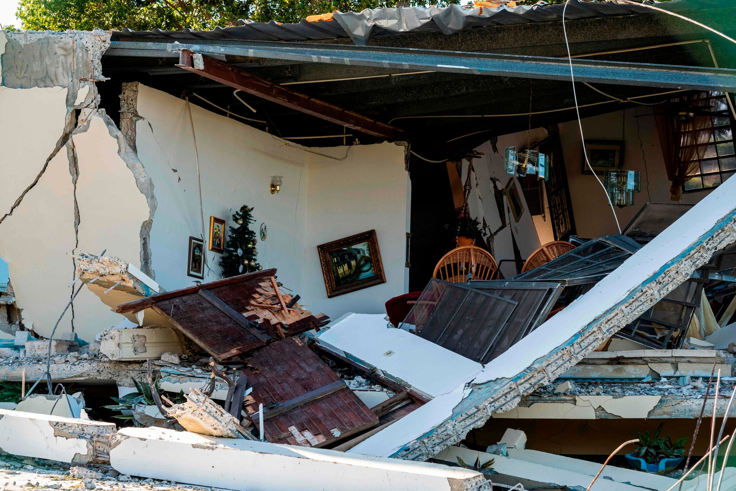 earthquakes puerto rico today