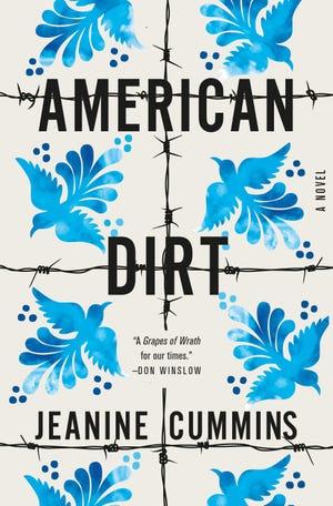 """American Dirt,"" by Jeanine Cummins."