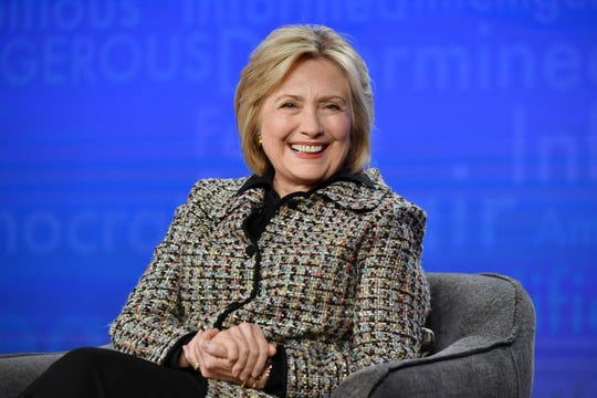 """A four-part docuseries """"Hillary,"""" coming to Hulu, examines the life and challenges faced by former Secretary of State, first lady and unsuccessful presidential candidate Hillary Clinton."""