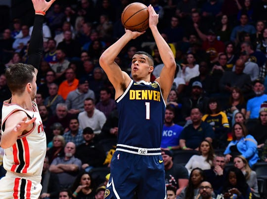 Nuggets' Michael Porter Jr. trying to stay patient as star begins to emerge