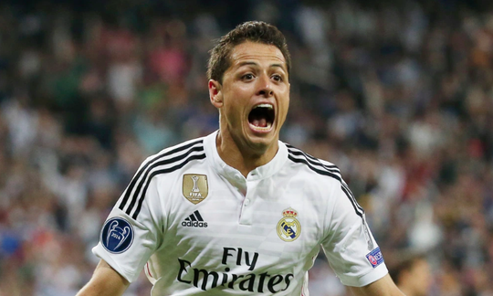 """Javier """"Chicharito"""" Hernandez is set to become the highest-paid player in MLS once he joins the Los Angeles Galaxy."""