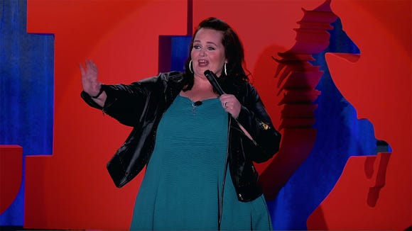 Comedian Susan Jones is good for some laughs Jan. 28 at the Suquamish Clearwater Casino Resort.