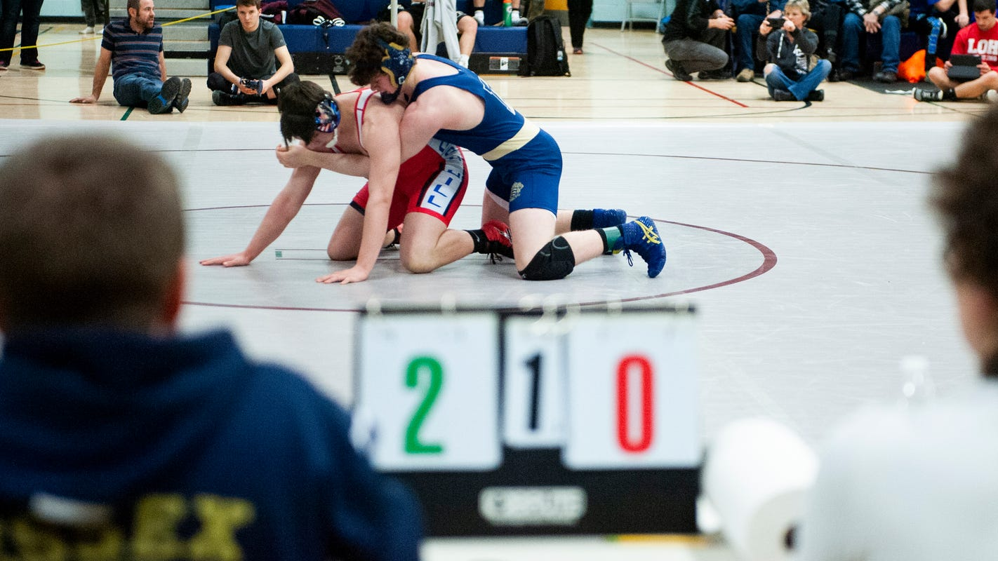 Mount Anthony, Essex run 1-2 after first day of wrestling championships