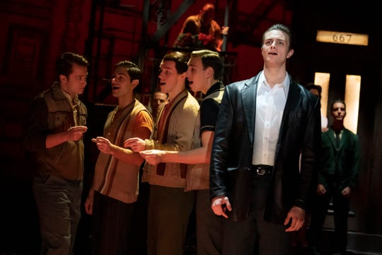 """""""A Bronx Tale"""" is inspired by actor Chazz Palminteri's New York boyhood."""