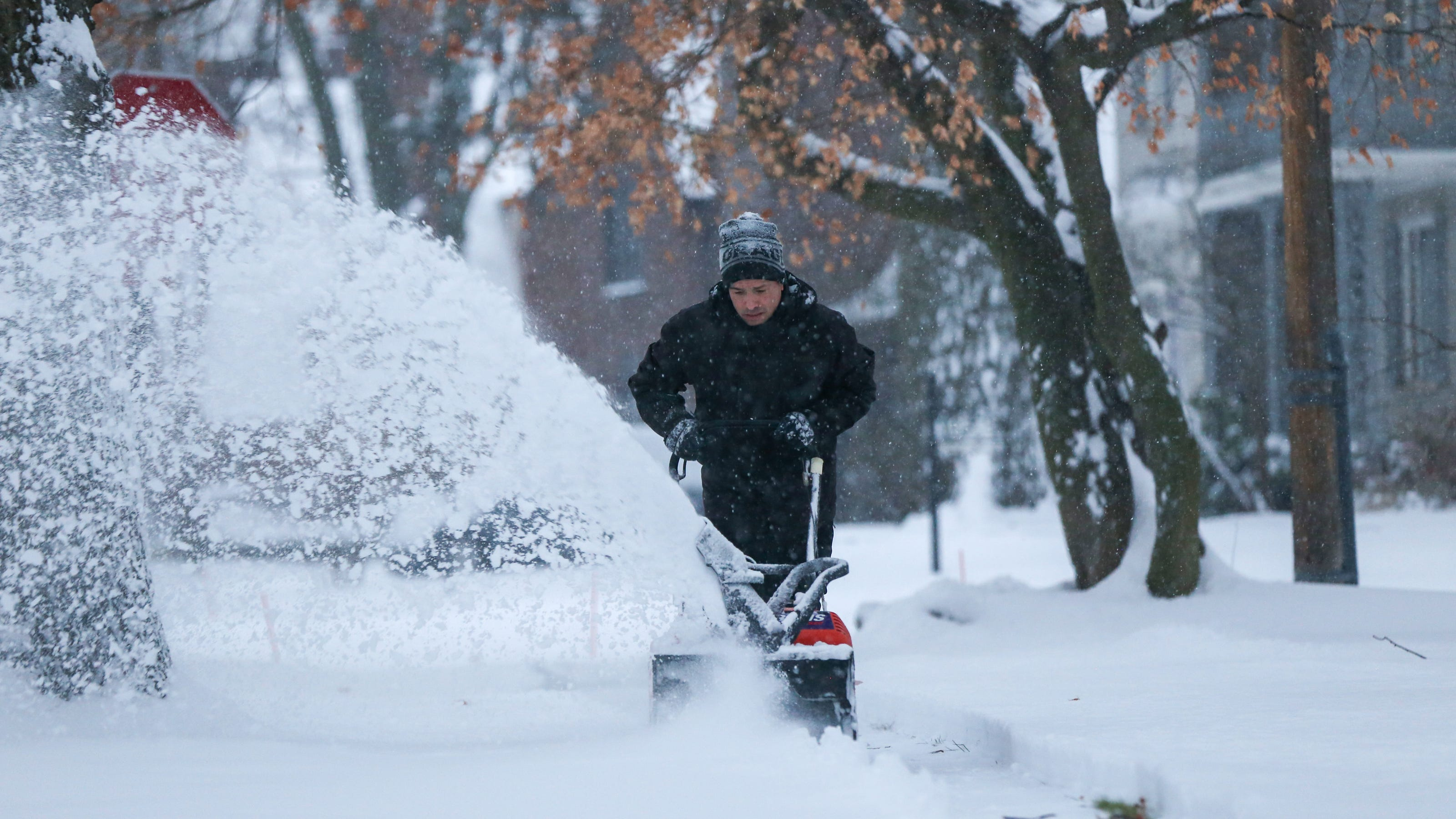Farmers Almanac Out With Michigan Great Lakes Winter Predictions