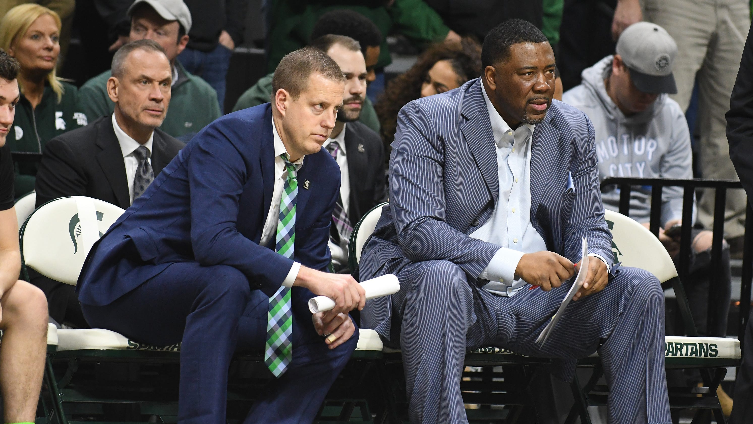 Father of Michigan State assistant coach Dwayne Stephens dies from COVID-19
