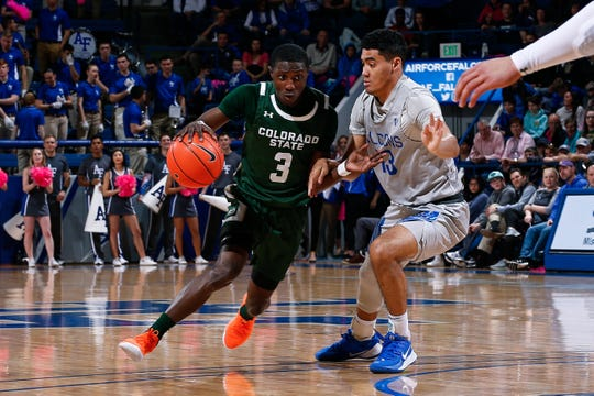 The Colorado State basketball team is 14-8 and hosts home key Mountain West games Wednesday and Saturday this week.