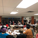 The Archdiocense of Louisville's Office of Multicultural Ministry hosted Saturday, Jan. 18, 2020, the Dr. Martin Luther King Jr. Brunch and Panel Discussion at the Catholic Enrichment Center, 3146 W. Broadway. The discussion focused on reparations.