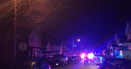 A woman was shot after 8 p.m. Friday on Arthur Avenue. Mansfield police are investigating.