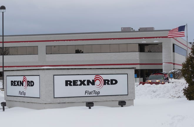 Rexnord Corp. plans to close its Grafton facility.
