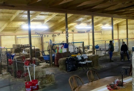CT Dog Services in Downsville, La. hosts a barn hunt event where enthusiasts from as far as California bring their dogs to compete in finding rats hidden in haystacks.