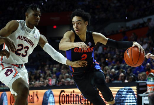 Who Can Auburn Basketball Turn To For Offense