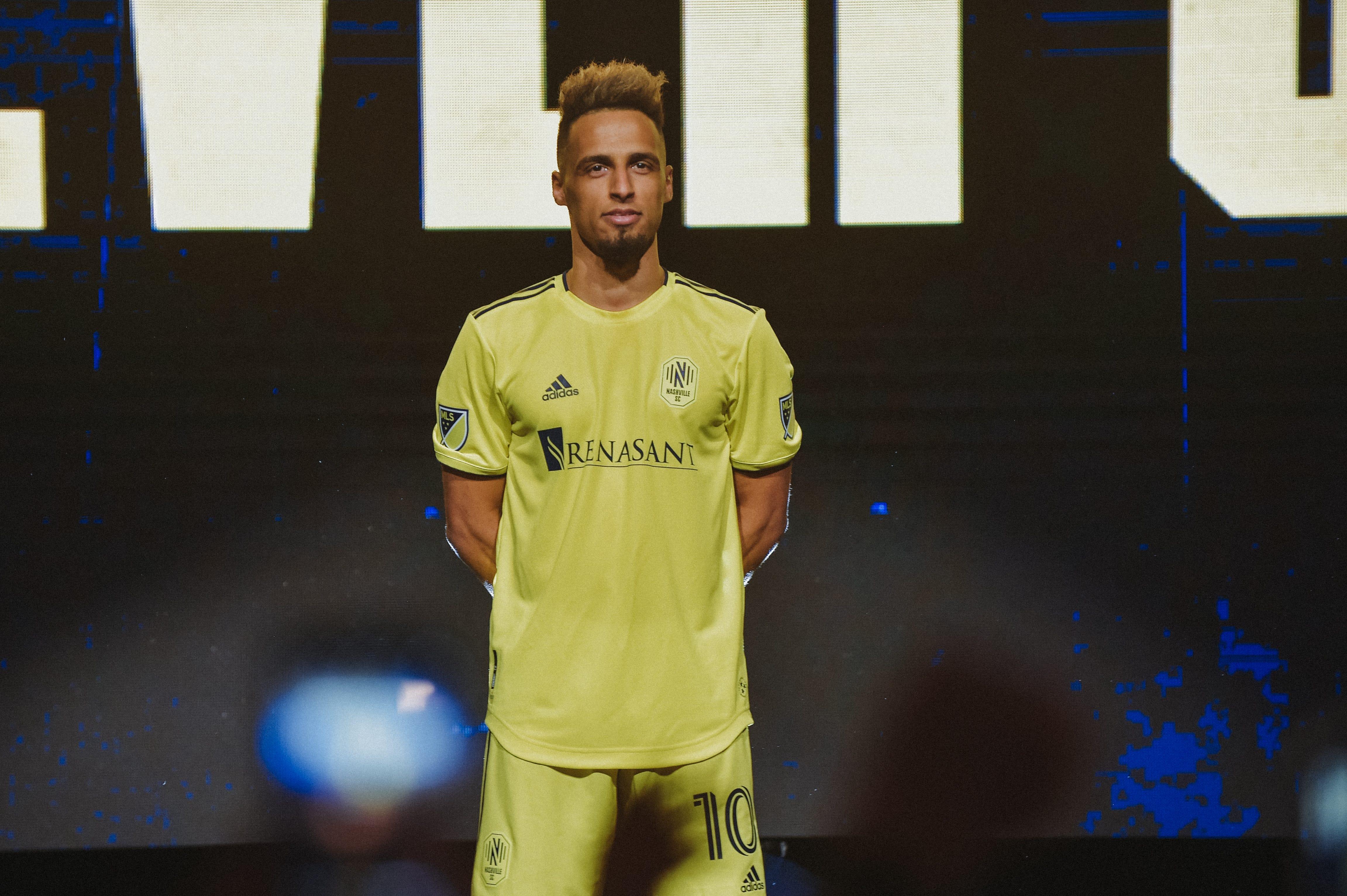 Nashville SC unveils its primary uniform for debut in 2020 Major League Soccer season