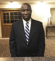 Dr. Charles Abasa-Nyarko